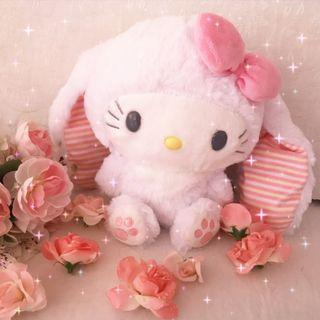 Sanrio Hello Kitty Bunny Plush
