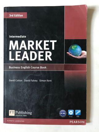 Market Leader Business English Course Book Pearson
