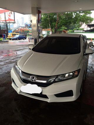 Honda City / car for rent