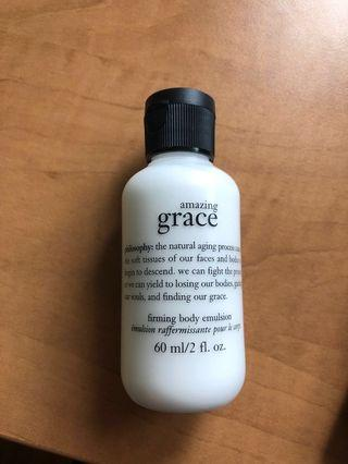 NEW Amazing Grace Firming Body Emulsion