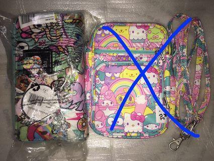 Tokidoki Jujube Hello Sanrio Sweet Mini Helix , Unikiki2.0 Spendy wallet