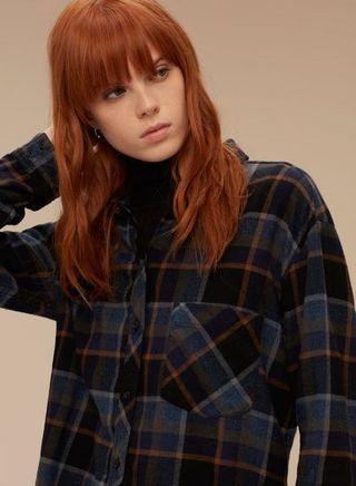 Aritzia Wilfred Free daphne shirt
