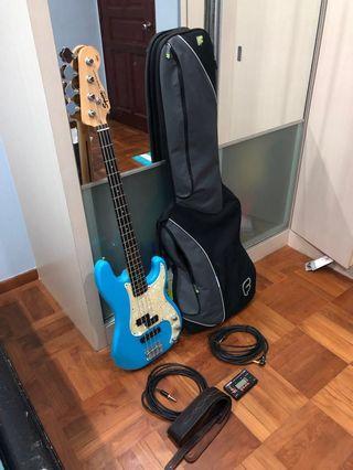 🚚 Bass guitar