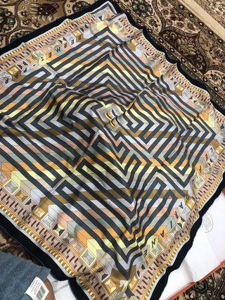 Authentic HERMES scarves