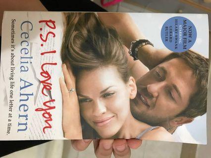 p.s. i love you novel