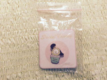 BTS BT21 Pocket Chimmy Enamel Pin