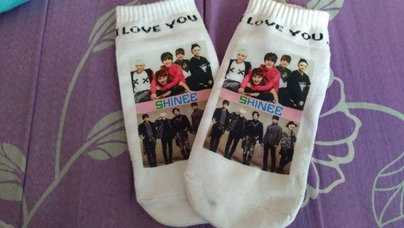 SHINEE短襪