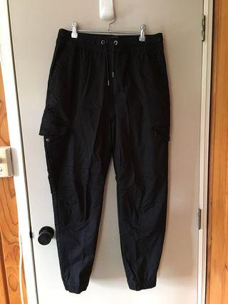 Black chinos (size 36)