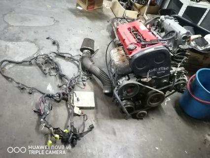 ENGINE MIVEC RS 4G92