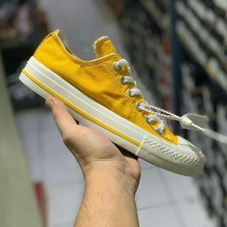 Converse Ct Yellow