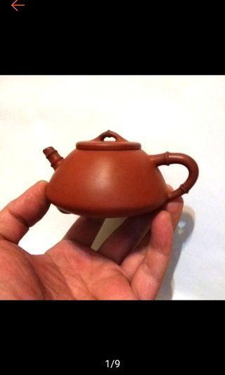 早期茶壺/小品