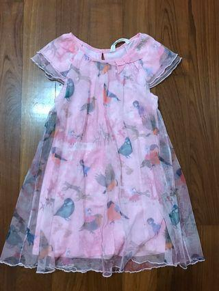 🚚 H&M Organiza Fairy Dress 4-6yo
