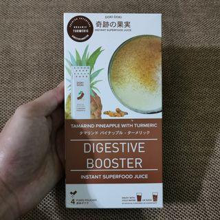 Health drink booster