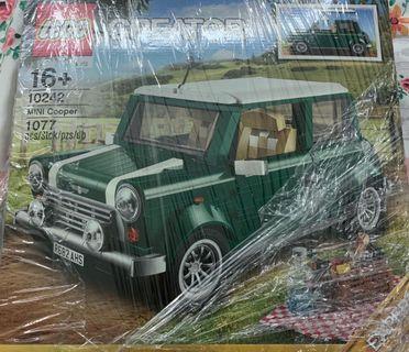 Lego 10242 Mini Cooper (Brand New Unopened)