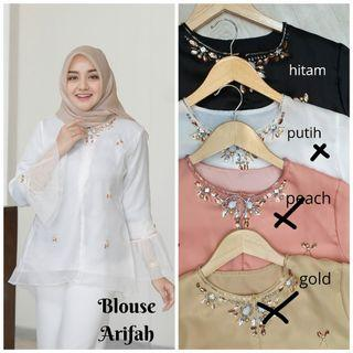 Blouse Arifah by Noura