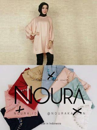 Blouse Mutiara by Noura