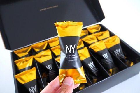 🚚 New York Perfect Cheese – Tokyo Cheese Sweets Created by World's Top Pastry Chefs, Sold Out Daily By Noon