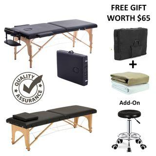 Foldable Massage Bed / Portable Massage Bed