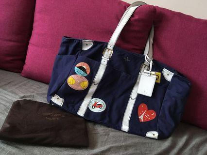 Kate spade traveling bag