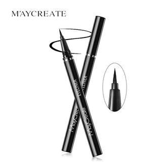 🚚 MAYCREATE Smooth Auto Waterproof Eyeliner