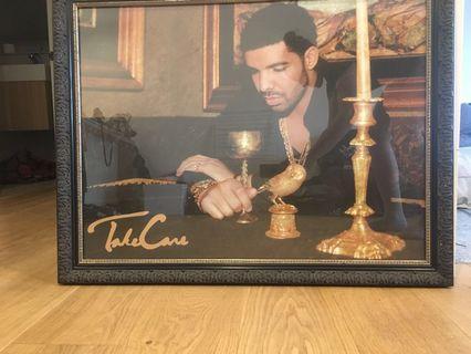 Drake 'Take Care' Framed Print