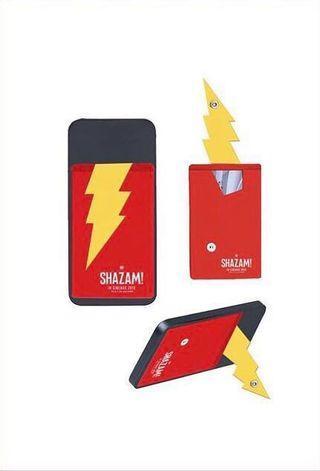 《沙贊!神力集結》限量版手機背貼卡套
