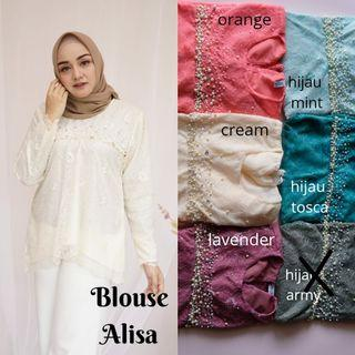 Blouse Alisa by Noura