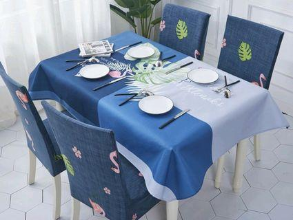 Instock waterproof table Cloth