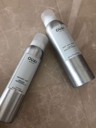 🚚 OUAI Hair Spray