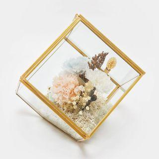 🚚 Mother's Day Preserved Flower Terrarium