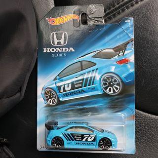 hotwheels not tomica Honda civic si 全新盒有損