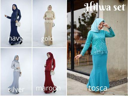 Hilwa Set by Noura