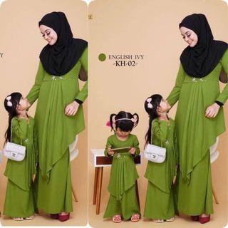 L Size Ivy Green