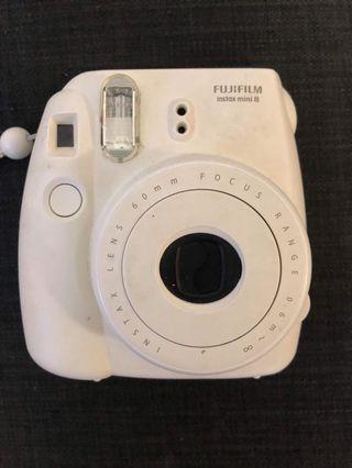 White Fujifilm Polaroid
