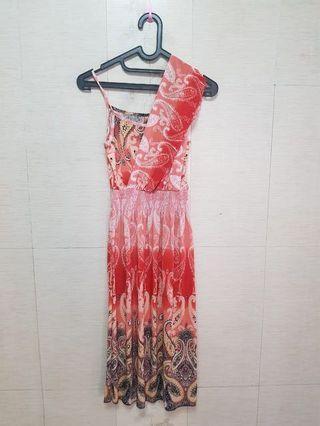 #BAPAU Summer Dress / Dress Pantai Novel Mice 💯