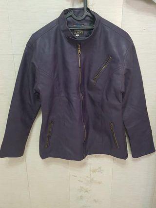 #BAPAU Jaket Kulit / Leather Jacket New Generation 💯