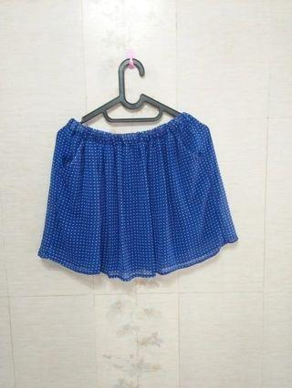 #BAPAU Mini skirt Mango 💯