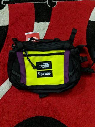 Supreme Tnf Waist Bag