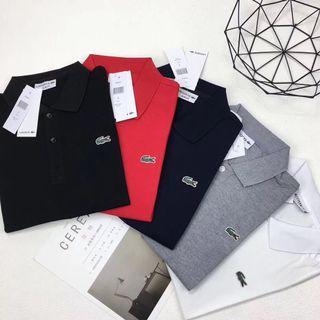 lacoste Polo 短袖