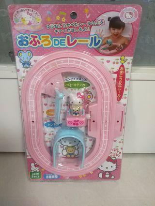 Hello Kitty 沖涼玩具