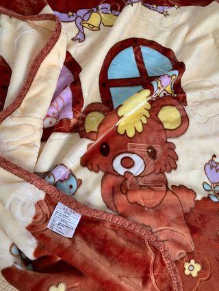 🚚 兒童毛毯