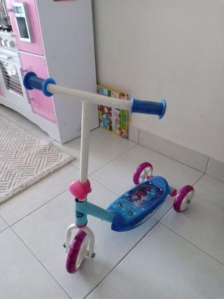 Scooter for 2-4yo