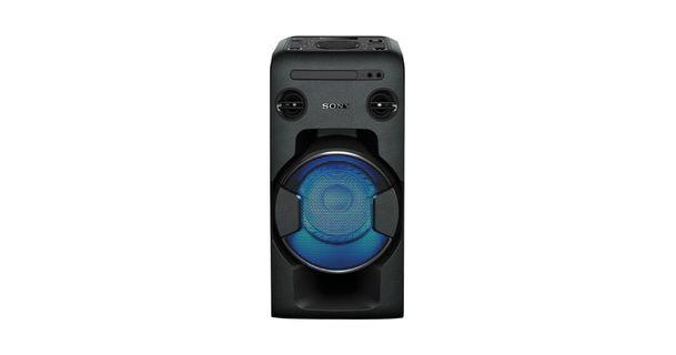 Sony High Power Home Audio System With Bluetooth Technology (MHC-V11)