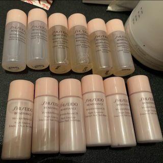 Shiseido 旅行裝sample