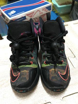 Nike高筒球鞋US11,UK10.5,17cm