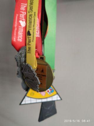 Medals - performance series