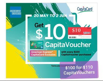 🚚 Capitaland Mall Voucher Promotions