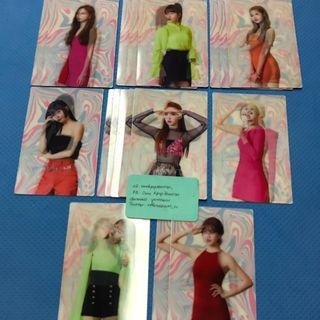 Twice Fancy You Official Lenticular Cards