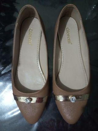 Flat Shoes Nude Gioreth