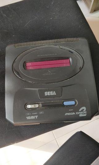 Micro Genius IQ, Sega Mega drive and atari